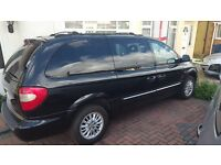 2003 CHRYSLER GRAND VOYAGER LIMITED 3.3 PETROL