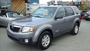 2008 Mazda Tribute GS V6,4x4,CLIME,CRUISE,MAGS