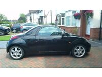 Ford StreetKA Winter edition (hard top with storage bag)