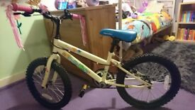 Girls 18 inch Apollo Bike