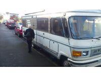 Hymer s700 motorhome /camper van/motor home