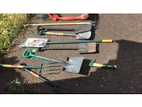 Job Lot Of Garden Tools Some Are Brand New!! £30 For The Lot