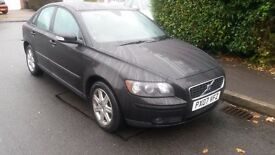 **Stunning 2007 Volvo S40 **2 litre Diesel, 6 speed manual, FSH, Alloys, air con, cruise etc etc
