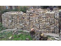 London reclaimed yellow stock and multi bricks