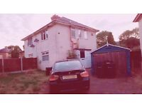 Nice TWO bedroom Semi detached house to rent in Erdington