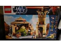 Lego Jabba's Palace 9516, used for sale  Newcastle-under-Lyme, Staffordshire