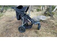 All terrain mothercare buggy