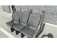 Vito traveliner seats.
