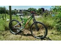 Iron horse sgs g spot dh freeride bike