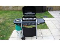 Gas barbecue for sale.