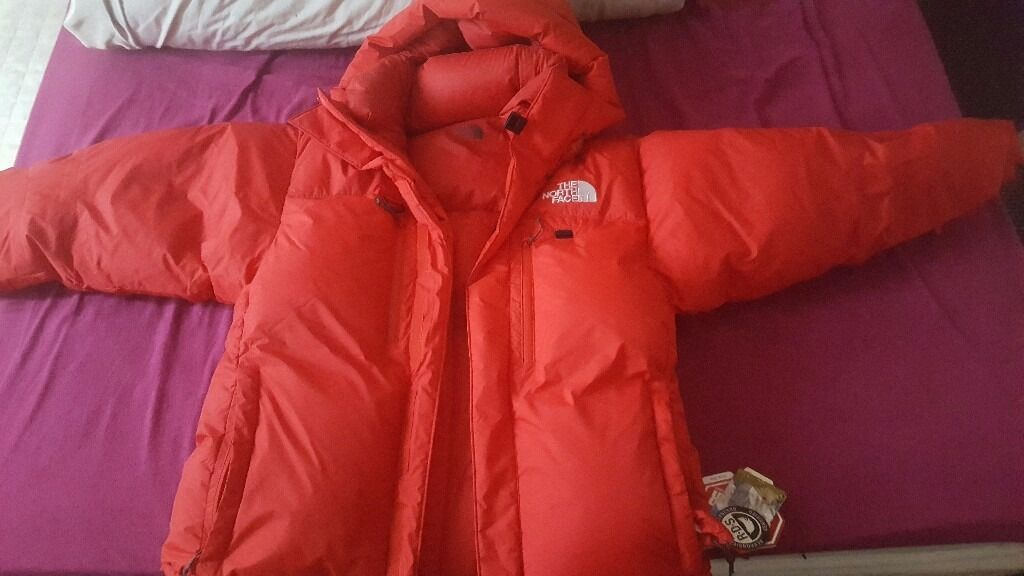 The north face himalayan jacket brand new