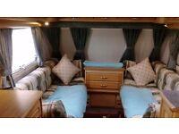 2002 eldis odyssey 2 berth Caravan