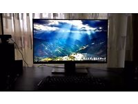"DELL S2716DG 27"" 2560x1440 TN G-Sync 144Hz Gaming Widescreen LED Monitor - Midnight Grey"