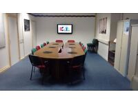 Meeting room available for only £10 per hour in Bridgend Ind Est