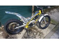 2013 Sherco 300cc Trials Bike