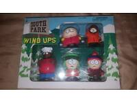 South Park collectable wind ups