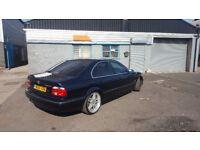 2000 BMW 540 i se 4.4 v8 12 months mot full history very tidy future classic