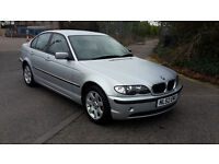 2002 (52) - BMW 3 Series 316i SE 16v 4-Door