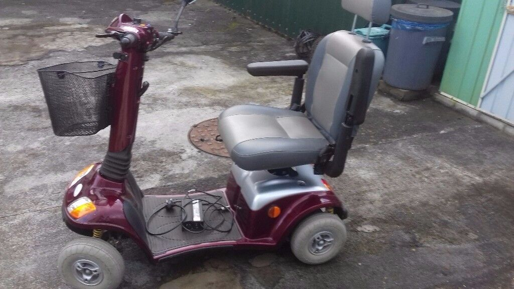 Mobility Scooter MD 4 Plus
