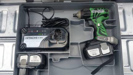 Hitachi 18v Impact Wrench