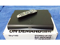 Sky+ HD 500GB Box - Excellent Condition