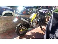 Yamaha Tricker 250cc xg250