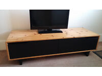 2x TV stand and a chest of drawers for sale