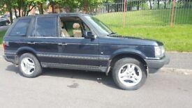 Land Rover Range Rover 1997 Auto 4.6 Petrol/LPG 11 Months Mot