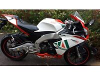 ** Limited Edition**Rsv4 Aprillia** For sale