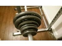 75kg Bodymax Tri-Grip Weight Set