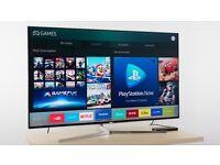 "Samsung KS8000 SUHD 49"" HDR TV"