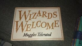 Harry potter toys/gifts
