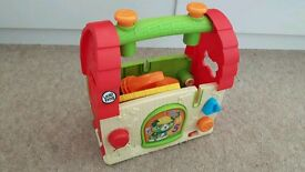 Leapfrog build and discover toolbox