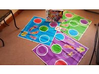 Twister Moves The Game where you twist, dance and move to the music - Age 8+