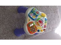 vtech play table with phone and sounds