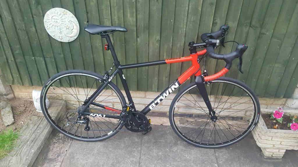 Btwin triban 520 road bike in castle vale west midlands for Triban 300