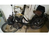 Velo solex moped