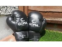 10 oz Goma boxing gloves