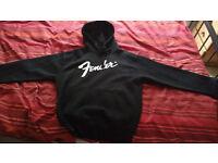 Fender Hoodie Medium Black