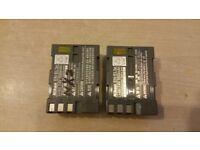 "Nikon D700 battery ""Genuine"""