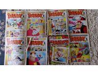 DANDY & BEANO COMICS