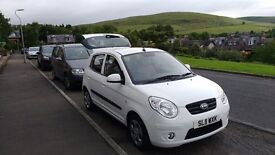 Kia Picanto Domino, 5 door hatchback