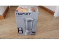 kenwood chef/ major liquidiser 1.5 litre