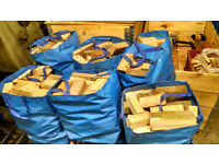 Firewood / Winter fuel from £2. Wood blocks, kindling, cut to size
