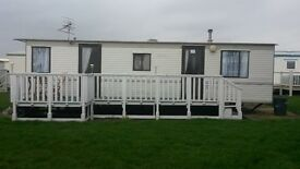 Caravan to rent Chapel St Leonard's, Golden palm resort, 4 berth, ONLY SEPT, OCT LEFT BOOK NOW