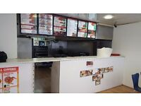 Takeaway for Urgent Sale . Have all setup for pizza and grill food. reduced price £16,500 ono
