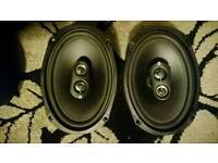 JbL 6x9s. Speakers