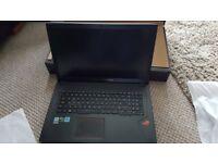 Asus gl753v gaming laptop 1 week old i5