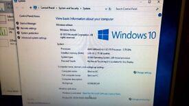 HP Pavilion Slimline Desktop 2.7GHz full system
