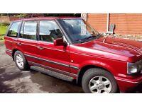 For sale P38 1998 2.5 auto diesel